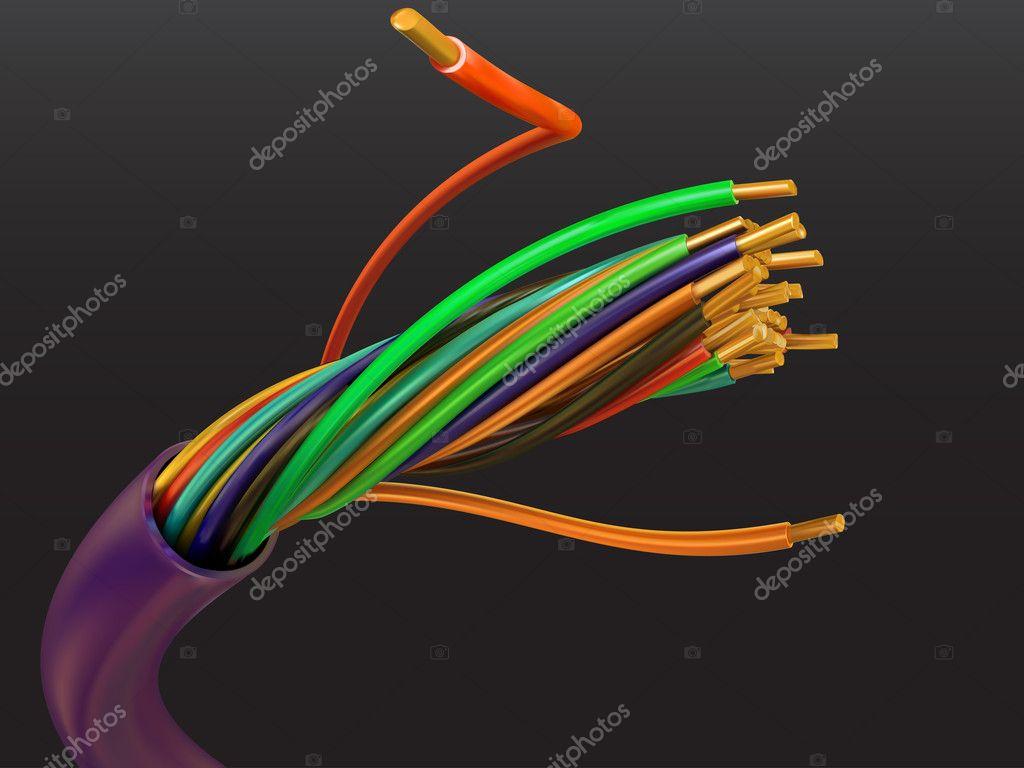 Tolle Aufbewahrungsgestelle Für Elektrische Kabel Fotos - Schaltplan ...