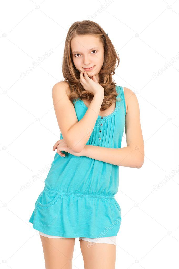 teenager m dchen stockfoto profstocker 6276740. Black Bedroom Furniture Sets. Home Design Ideas