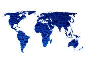 Case világ Térkép