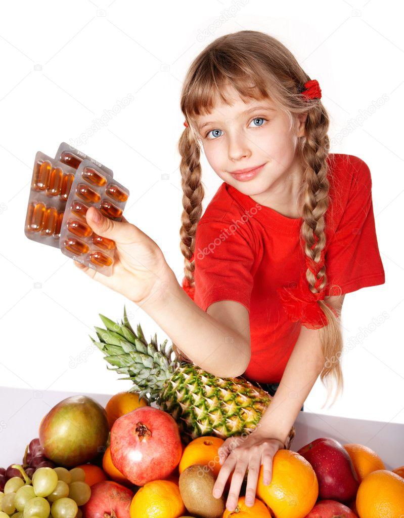 Çocuklara vitamin vermek doğru mu