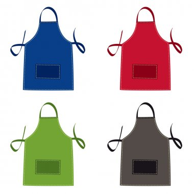 Apron collection