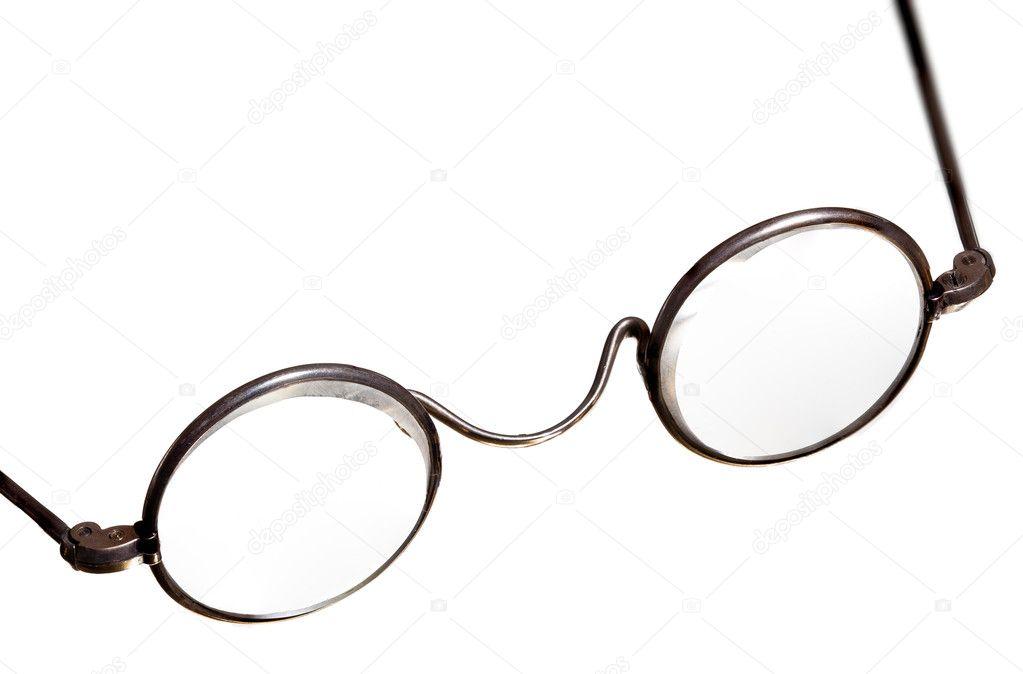 578527d1d8 antique lunettes de lecture — Photographie steveheap © #6311691