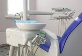 Detailní záběr zubních nástrojů