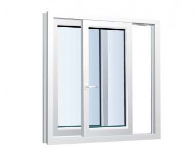 Plastics glasses window