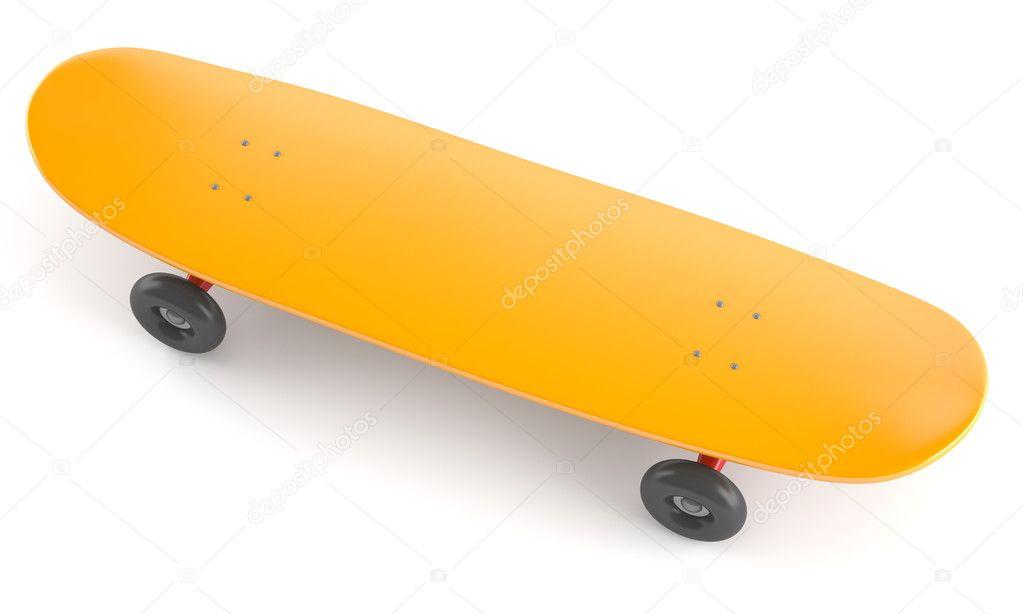 bd346570 Skateboard — Stock Photo © AndKud #5635698