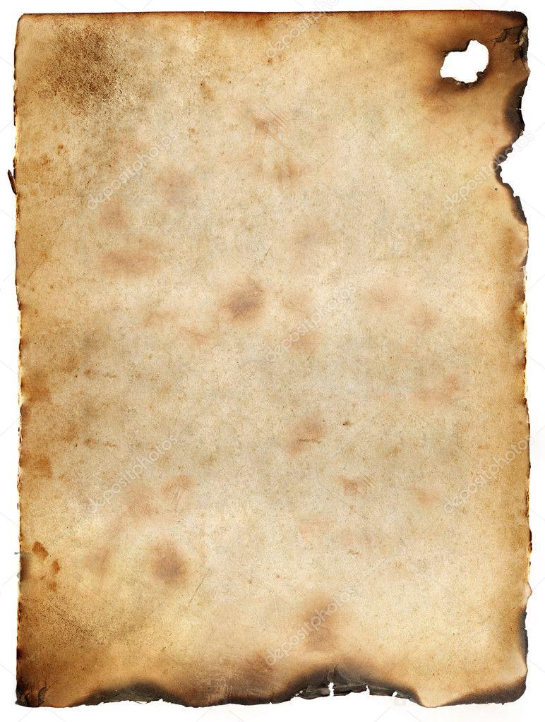 Fond de papier br l vintage photographie spaxiax 5903723 - Fond de casserole brule ...