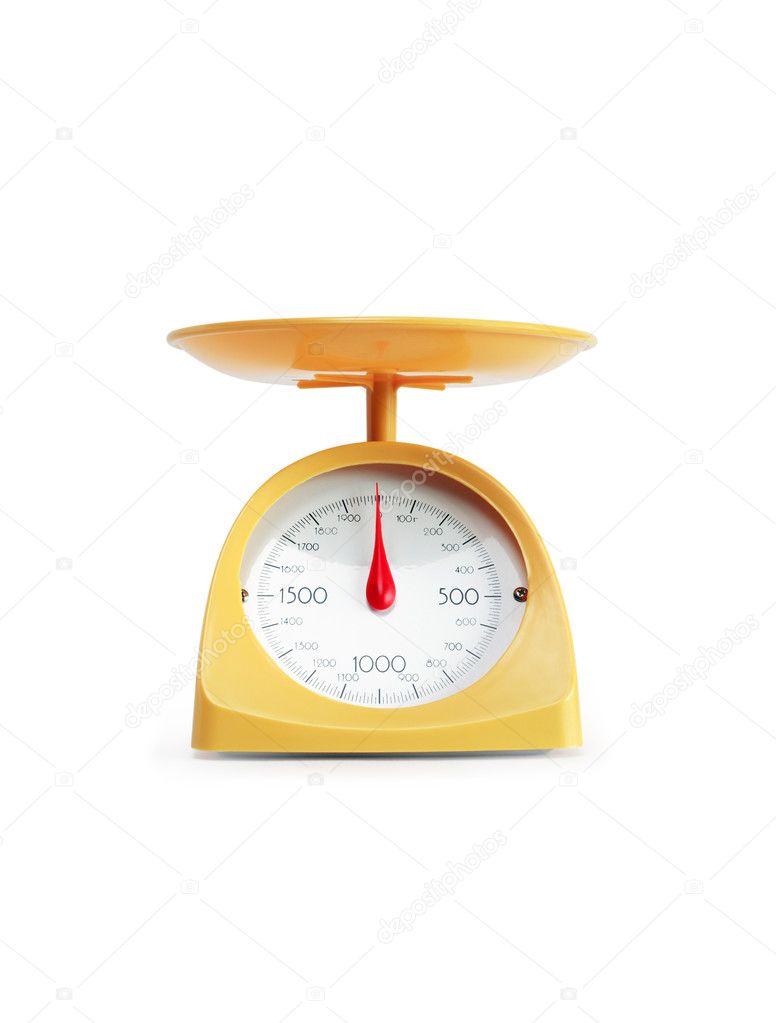 balanza de cocina moderna — Fotos de Stock © kvkirillov #5887845