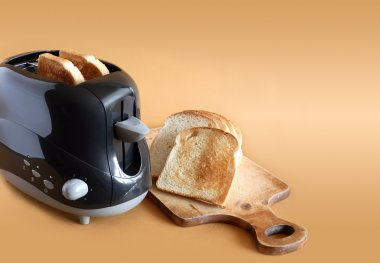 Toaster And Toasts