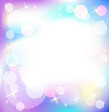 Glowing background