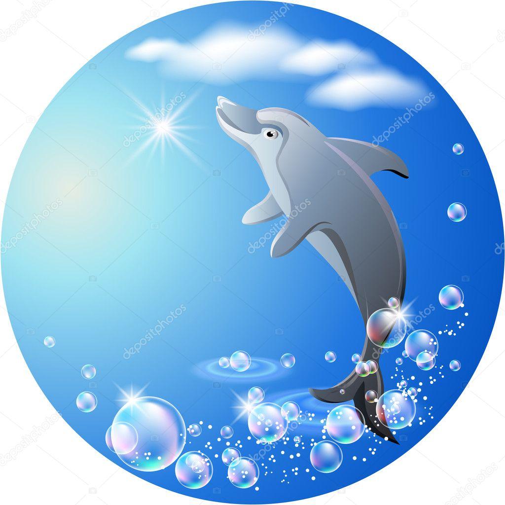 картинки на шкафчики к группе дельфиненок таких слов