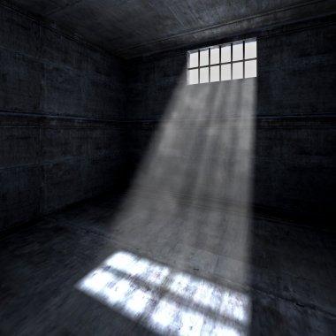 Prison 3d