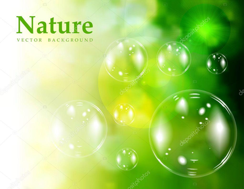 Soap bubble background download free vector art stock graphics - Soap Bubbles Stock Vector 5412724