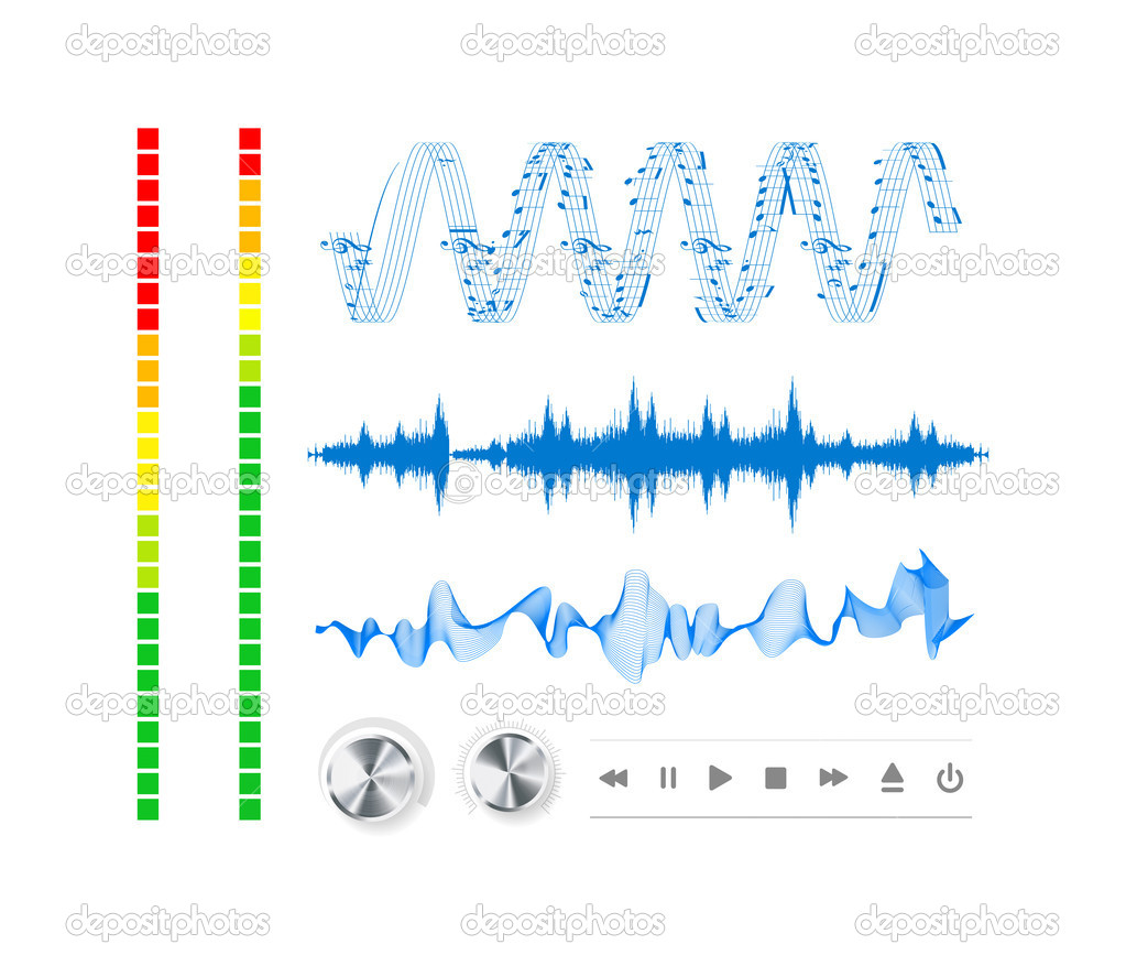 Leja Re Audio Song 8d Download: Notes, Buttons And Sound Waves.
