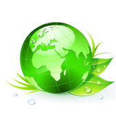 Photo Green Earth