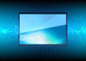 Photo Modern Plasma TV