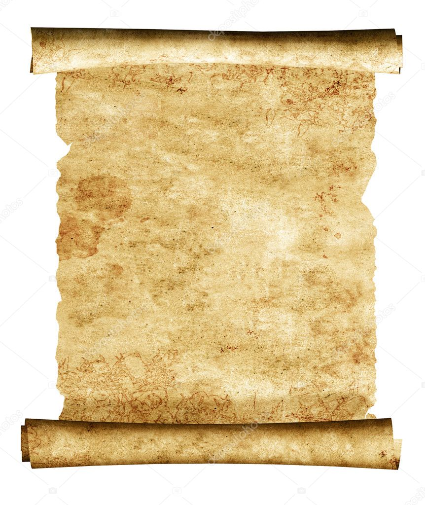 Antique Scroll Paper: Stock Photo © Frenta #5596612