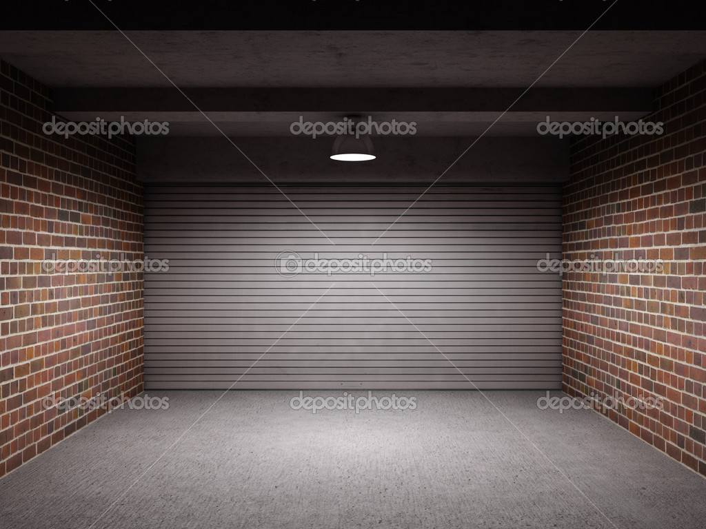 Empty Garage Stock Photo 169 Shenki 6743028
