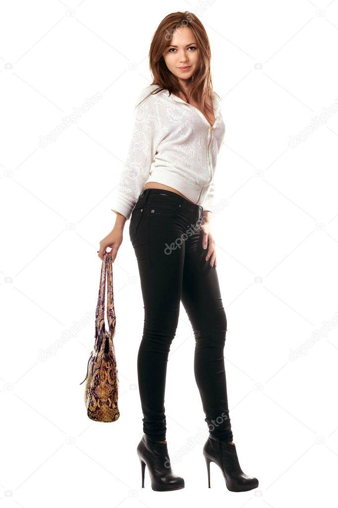 Пампухой фото молодых моделей в обтягивающих джинсах застуканные