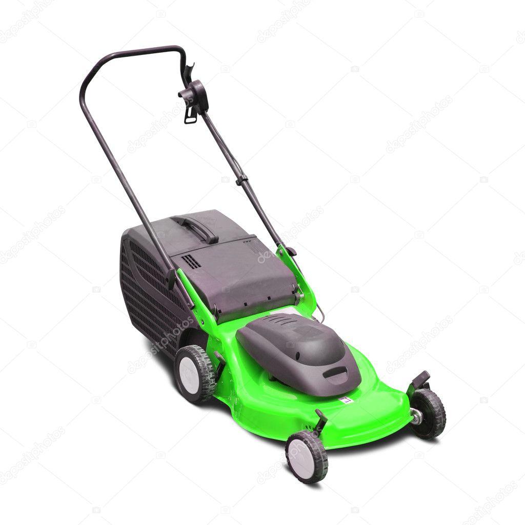 Lawn Mower Stock Photo By C Jim Filim 5431182