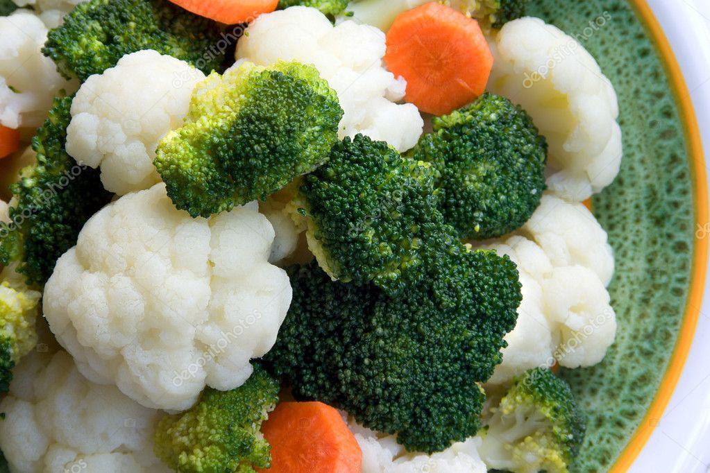 Капуста брокколи при диете