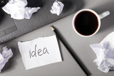 Business creativity concept