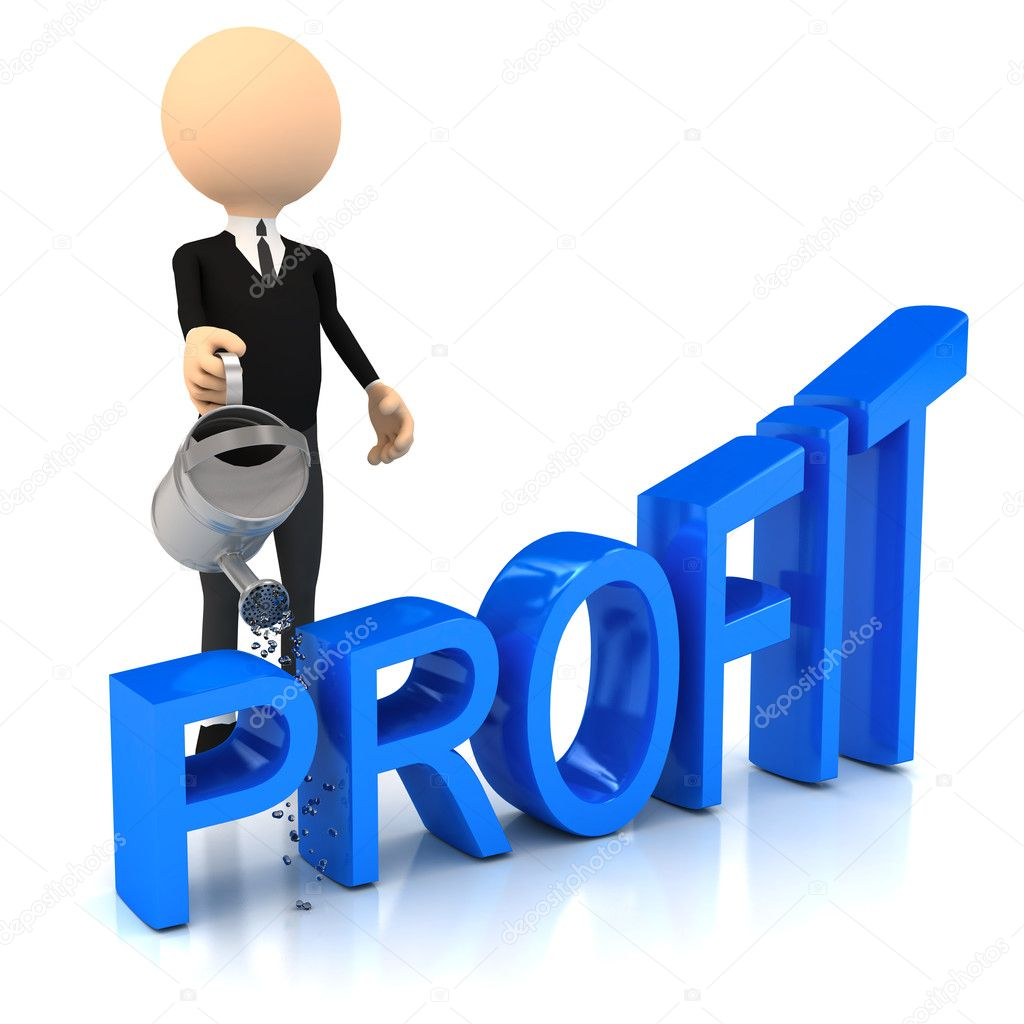 Profit: Stock Photo © Blotty #6319655