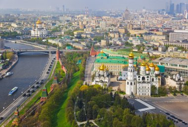 Moscow Kremlin - Russia