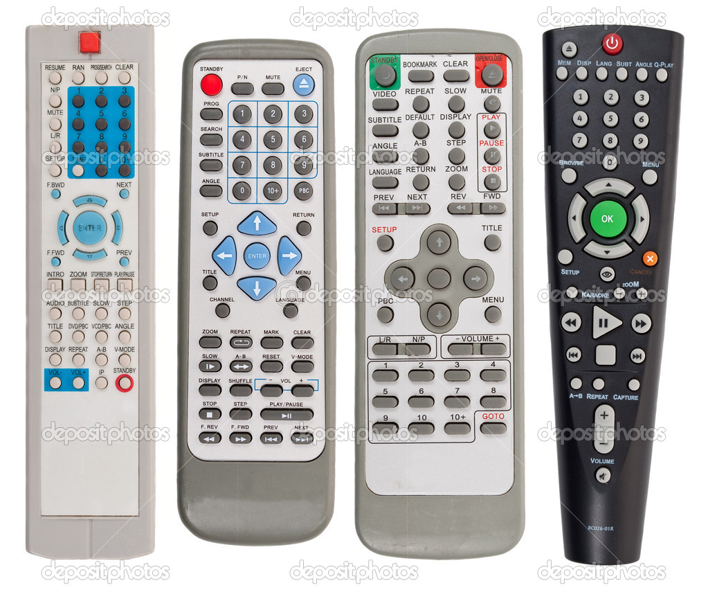 Remote control — Stock Photo © Alexan66 #6250340