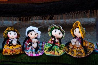 Beautifull dolls from Peru