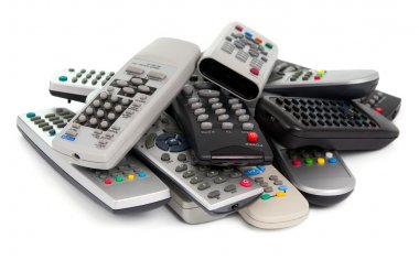 TV remote control