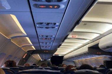 Aircraft passenger cabin
