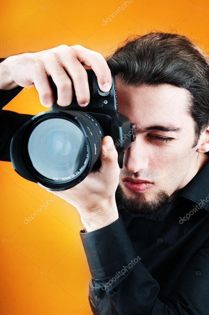 Фотографу с вести моделью незнакомой как себя