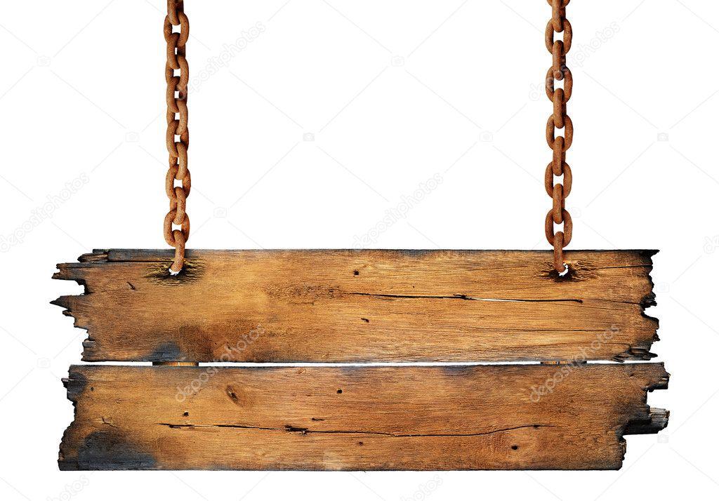 Charred wood board — stock photo irochka