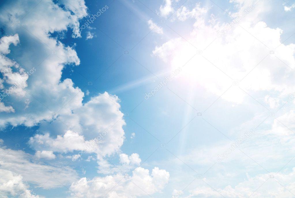 Heaven sky