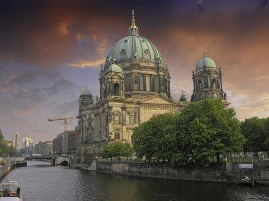 Sky Colors over Berliner Dom