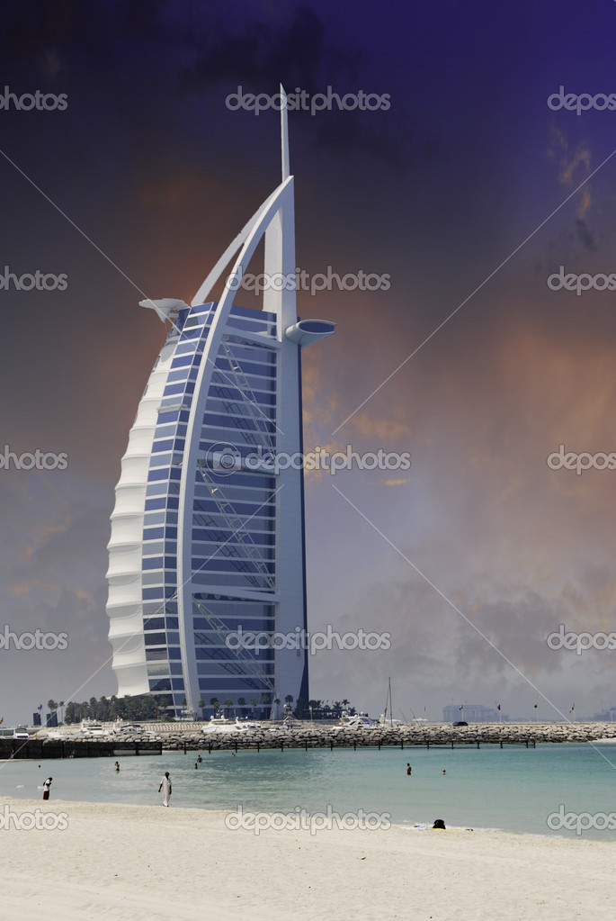 Dubai Nature and Architecture