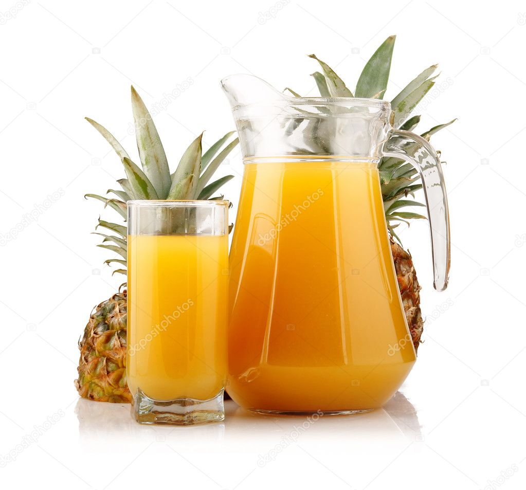 how to get juice from pineapple