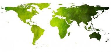 World textural map