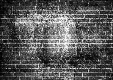Brick vector texture