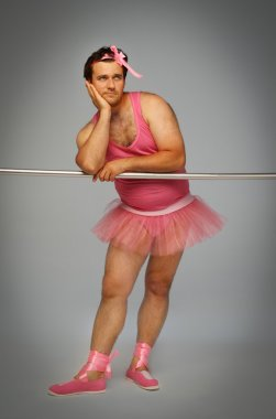 Crazy ballerina