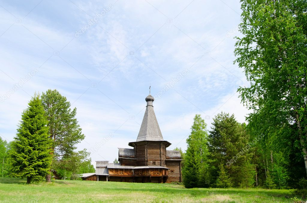 Wooden churches