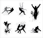Fényképek vegyes harcművészetek