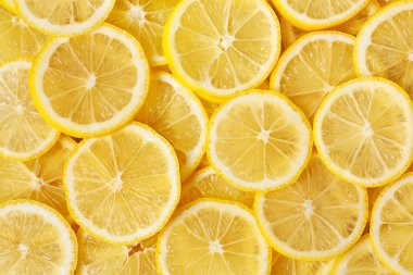 Healthy food background. Lemon.