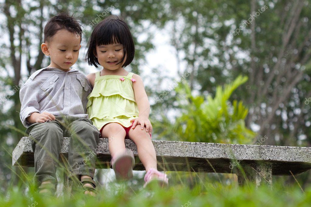 Κορίτσι που χρονολογείται καλύτερος φίλος