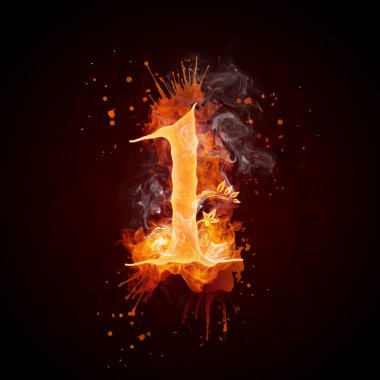 Fire Swirl Number 1