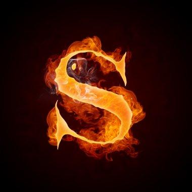 Yangın harfler a-z