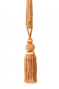 Luxury tassels for beautiful curtain