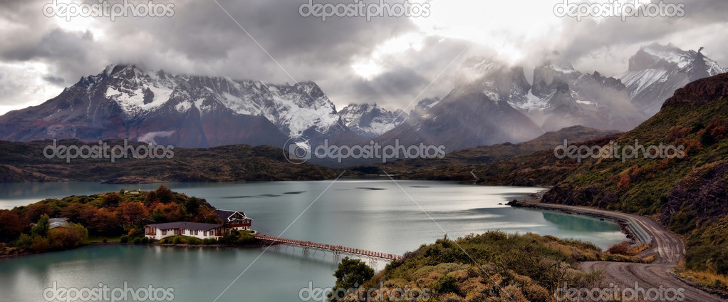 Patagonian landscapes