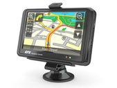 navigációs rendszer utasításainál. GPS. 3D