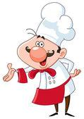 přátelský chef